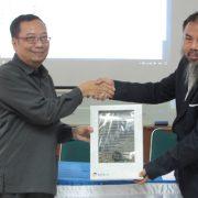 FTSP UII Terima Studi Banding STT Pelita Bangsa 1